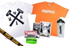 Suppz Swag Bag Giveaway