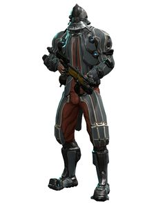 VAUBAN is the Engineer of Warframes. Master of traps and strategy, the careless find themselves struggling in a deadly situation.