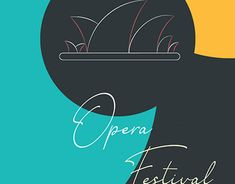 Festival Posters, New Work, Adobe Illustrator, Opera, Profile, Behance, Gallery, Illustration, Check