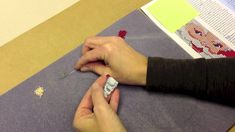 Learn the basics of three-drop peyote stitch