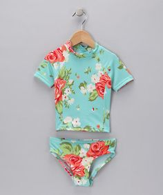 Such adorable infant/toddler swimsuits! I'd so buy this if my girls weren't too big for it!