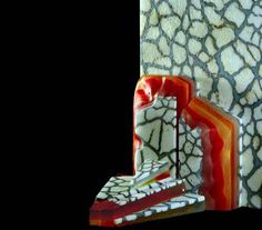 Robert (Bob) Leatherbarrow - Glass Artist, Kilnformed Glass Art - Leatherbarrow Glass Studio
