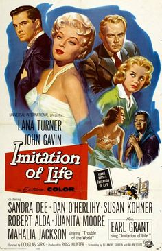 "One of the first ""old"" movies I remember seeing with my mom, and then my love affair with old Hollywood began..."