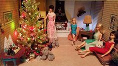 Vintage Barbie Christmas