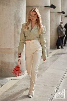 Cool Street Fashion, Look Fashion, Paris Fashion, High Fashion, Looks Street Style, Casual Street Style, Paris Street Style Summer, Spring Summer, Summertime