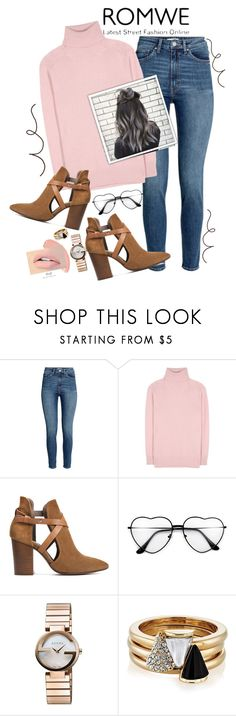 """""""♥♥"""" by fashiontaken1 ❤ liked on Polyvore featuring Tomas Maier, H London, Gucci and Brixton"""