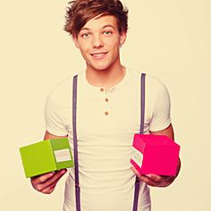Louis Tomlinson. And yet he is holding Cosmo and Wanda. :)
