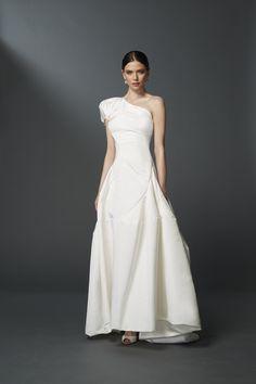 Vivienne Westwood Bridal Long Spiral Dress