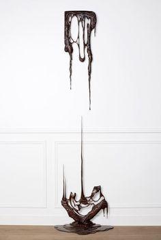 Duramen By Bonsoir Paris - DURAMEN is a series of handmade wooden sculptures from Bonsoir Paris.