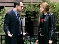 I'm Still Not Over… Benson and Stabler never getting together on 'Law & Order: SVU' | EW.com