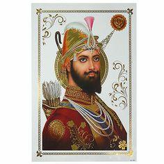 Picture Frame Sizes, Photo Picture Frames, Guru Nanak Photo, Founder Of Sikhism, House Warming Ceremony, Nanak Dev Ji, Guru Gobind Singh, Isle Of Wight