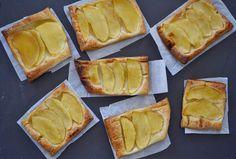 sfogliatine alle mele ricetta