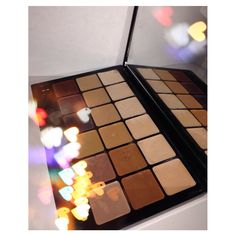 Graftobian HD foundation palette for clients