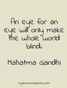 Mahatma Gandhi Quotes - Awesome Quotes For Everyone