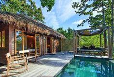 Haadtien Pool villa koha tao $202 Terrace/Patio