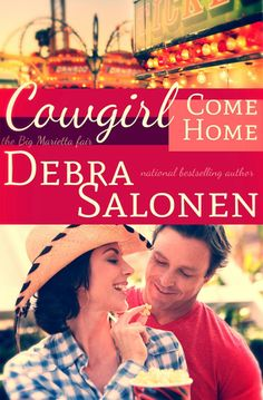 Oh, what a review it is!!!  Color me giddy. Between You, Me, and the Librarian: Cowgirl Come Home