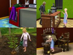 Mod The Sims - 'No Stretch' Children can Series