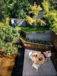 Galería de Arquitectura y Paisaje: Hilgard Garden, una sala de estar al aire libre por Mary Barensfeld Architecture - 2