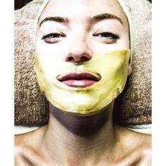 マーサ・ハント|美肌の秘密☆フェイスマスクを欠かさないセレブたち|エル・ガール・オンライン