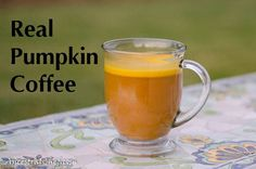 Everyone seems to be talking about Pumpkin Spice Lattes these days, or maybe I just sit in Starbucks too much! So, with a can of pumpkin puree sitting at h
