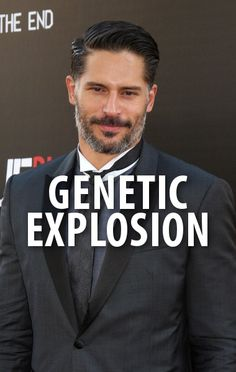 Joe Manganiello and Sofia Vergara recently started dating, which some are calling a genetic explosion. http://www.recapo.com/good-morning-america/gma-celebrities/joe-manganiello-sofia-vergara-genetic-explosions-buymybarina/