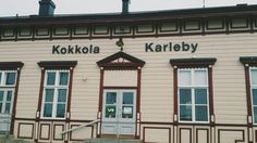 Kokkola paikassa Western Finland