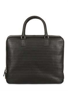 DIOR HOMME - CALFSKIN BRIEFCASE BAG