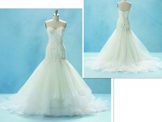 Alfred Angelo Disney gowns. Cinderella.
