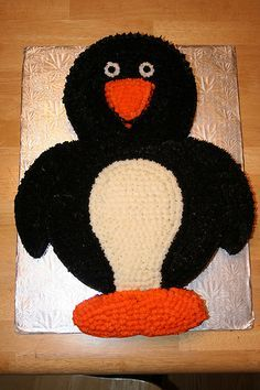 bday 2: theme tbd on Pinterest | Penguin Party, Penguins and ...