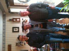 Ric, Dick and Bob