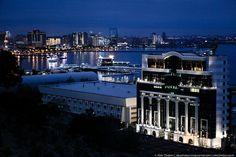 Baku, night