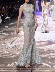 Michael Cinco     Fall 2017 Couture