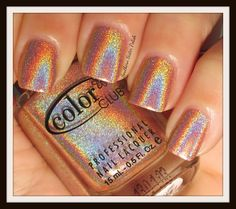 Cosmic Fate: Color Club Holo Hues 2013 Collection