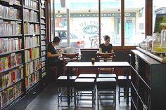 Chapters Bookshop, Mt Eden Village