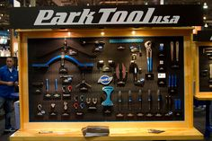Park tool board at #interbike #bicycle
