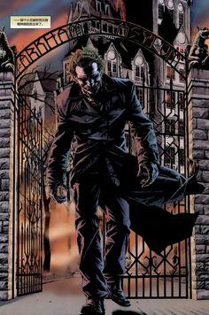为什么很多人喜欢《蝙蝠侠》里的小丑? - 知乎