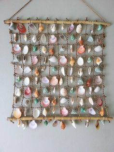 40 Cute And Easy Seashell Craft And Decor Ideas - Free Jupiter