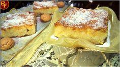 Quadrotti con amaretti senza farina né lievito 01