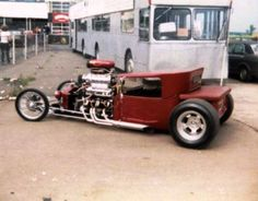 Pip Biddlecombe Low T Bucket 18 Clic Sports Cars Cool