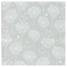This peel and stick vinyl wallpaper from the Nuwallpaper collection features a dandelion design on a taupe background which brings a traditional style to your living space. This wallpaper is easy to install and remove. Wallpaper- Dandelion - X - Taupe Vinyl Wallpaper, Grey Wallpaper, Wallpaper Samples, Wallpaper Roll, Peel And Stick Wallpaper, Pattern Wallpaper, Wallpaper Ideas, Wallpaper Remover, Wallpaper Backgrounds