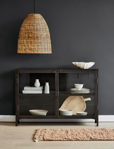 How to Plan the Right Lighting for your Home | Rose & Grey Sideboard Furniture, New Furniture, Vintage Furniture, Large Open Plan Kitchens, Open Plan Kitchen Diner, Pile Of Books, New Cabinet, Clever Design, Open Plan Living