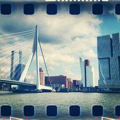 Rotterdam #Erasmus
