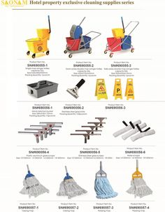 Housekeeping (Series)_Hotel_Cleaning_Equipment_Product_SACONA 0902671233 Hotel Cleaning, Cleaning Service, Cleaning Equipment, Bed And Breakfast, Housekeeping, Business Ideas, Cleaning Supplies, Cleaning Agent