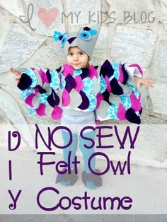 Halloween is just around the corner and have I got a treat for you! A homemade owl costume for a toddler. The best part about it? It's no sew! The next best part about it? It cost me under $5 to make! The next next best part? All you need is felt, hot glue, and […]