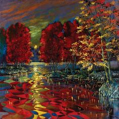 Beautiful !!  Ford Smith ~ Abstract Expressionism painter | Tutt'Art@ | Pittura * Scultura * Poesia * Musica |