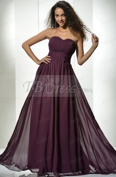 This would be a nice Bridesmade dress in maybe a purple
