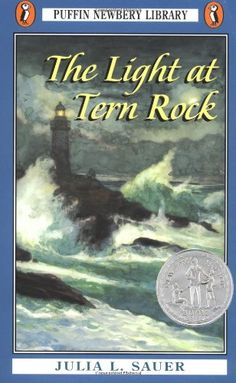 The Light at Tern Rock (Puffin Newbery Library) by Julia L. Sauer,http://www.amazon.com/dp/0140368574/ref=cm_sw_r_pi_dp_oIR4sb1SZ10MR414