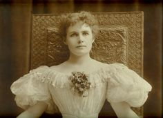 Titanic Survivor Helen Churchill Candee