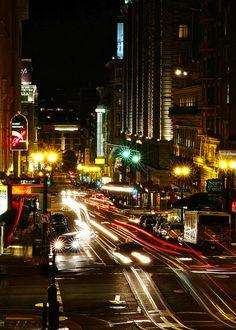 Powell Street, San Francisco, California