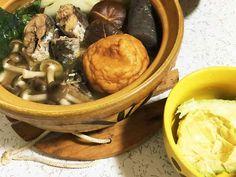 ケトジェニック 鯖缶で鍋の画像